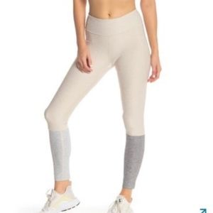 Outdoor Voices 7/8 Dipped Warmup Leggings size XL